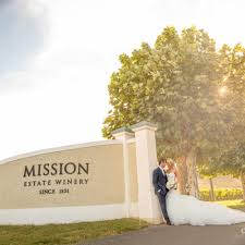 Weddings At Mission Estate Winery - One Of Hawke's Bays Premiere Venues