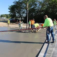 Ivan Rice - Commercial Concrete Contractor