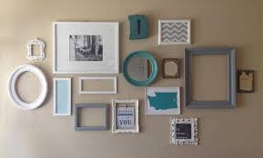 Empty picture frames on wall Collage Decorationrhlsmworkscom Empty Frame Wall Decor Picture Europe Home Interior Wall Decor With Empty Frames Wall Decor Ideas