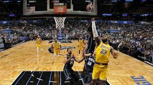 Los Angeles Lakers vs Orlando Magic Dec ...