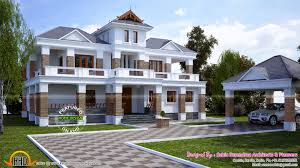 Traditional Contemporary House Designs Traditional Contemporary Mixed Home Kerala Home Design And