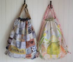 Sew a Simple Backpack for the Beach
