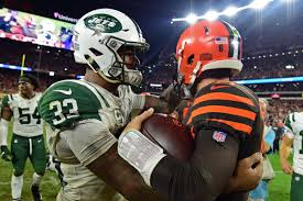 New York Jets Depth Chart 2018 Browns Vs Jets Nfl Week 2 Preview And Prediction Dawgs