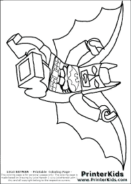 Batman Printable Coloring Pages Artistic Cartoons Coloring Pages