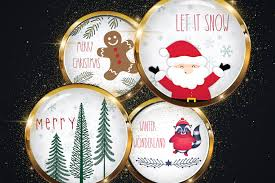Holiday posters, banners, cards and much more, all ready to download in jpg and svg. Christmas Quotes Collage Sheet Quotes Graphic By Denysdigitalshop Creative Fabrica