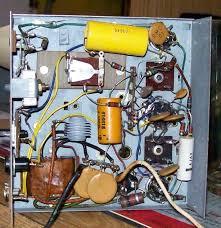 garage door capacitorAntique Radio Forums  View topic  Alliance Radio Control AKA