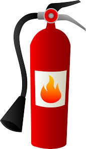 Image result for fire extinguisher clipart