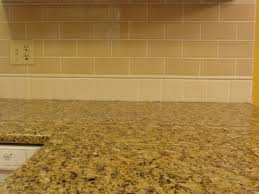 St Cecilia Light Granite Kitchens Backsplash Photos Done