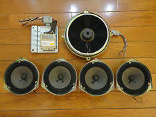 bose 6x9 car speakers. bose 6-piece car sound system *powered* speakers nissan infiniti audi mazda gmc 6x9