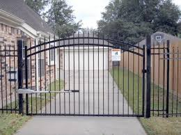 chain link fence double gate. Gate Openers - Metal Gates Access Control Chain Link Fence Double Gate