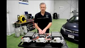 HEV-TV 2.16: Toyota and Lexus Hybrid SUV Battery Pack - YouTube