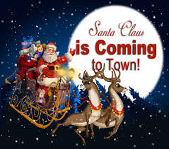 سانتا كلوز قادم