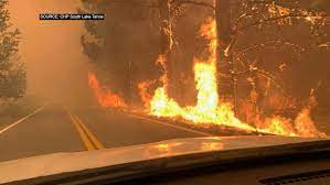 Tamarack Fire Update: 39,000 Acres Now ...