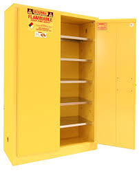 Yellow Flammable Cabinet Amazoncom Securall P160 Paint Ink Storage Cabinet Yellow