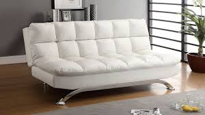 Small Picture white sofa bed lovable sofa bed white leather with white sofa bed