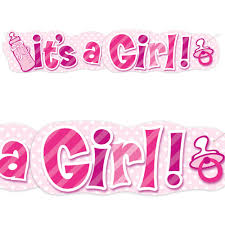 It S A Girl Banner Magdalene Project Org