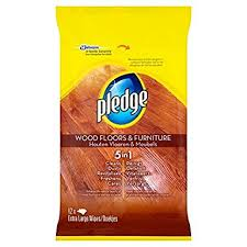 pledge wood floor wipes 12 pack