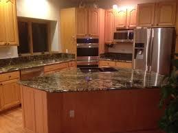 granite kitchens in fenton michigan
