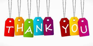 Image result for clipart thank you free