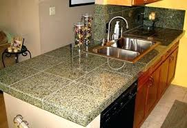 how hard is it to install granite countertops how to install a granite tile homeowner how