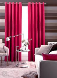 Pink Bedroom Curtains Hot Pink Curtains Free Image