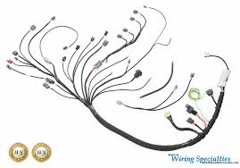 s srdet sx wiring harness shipping irace auto sports wiring specialties s13 sr20det wiring harness for datsun 280z