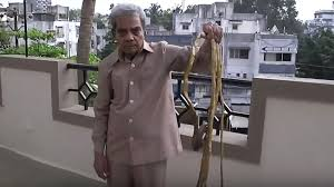 the man with the longest fingernails in the world update