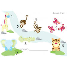 Downloadable Reward Charts Free Downloadable Jungle Reward Chart
