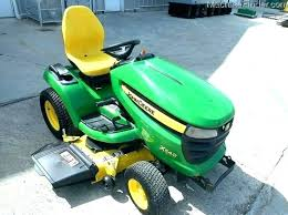 used garden tractors tractor lawn mowers for john electric mower ottawa tracto