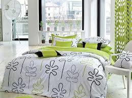 lime green duvet cover
