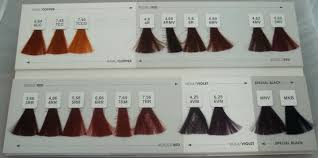 Mask With Vibrachrom Color Chart Davines Hair Color Swatches Bahangit Co
