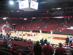 Uw Kohl Center Seating Chart Kohl Center Section 120 Rateyourseats Com