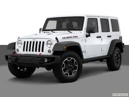 jeep rubicon 2015 white. Wonderful Jeep 2015 Jeep Wrangler Unlimited Rubicon 4x4 SUV Intended White D