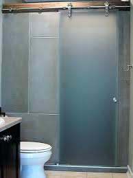 breathtaking glass shower barn door barn style glass shower doors amazing enclosures centre pertaining to 2