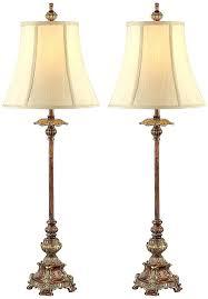 modern farmhouse table lamps farmhouse desk lamp light bronze buffet table lamp set of 2 lamps