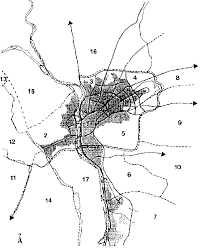 the urban challenge in africa growth and management of its large Mgm Flexible Home Builder Plan 4 9 homogeneous sectors as defined in the 1983 greater cairo region structural plan (source gopp, 1983)