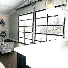 insulated glass garage doors. Roll Up Glass Doors Garage Door Man Cave With Outside S Y Industrial . Insulated