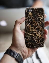 iphone 7 black and gold. gold black marble iphone 7 and o