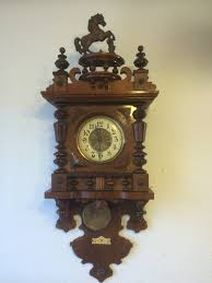 antique german wall clocks clock made by manufacturer from 1900 s din973