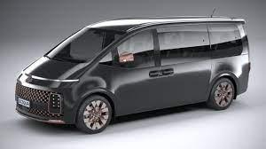 Hyundai Staria Premium 2022
