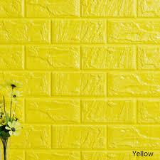 1 St Wit 3d Bricks Muursticker Slaapkamer Tv Woonkamer Achtergrond