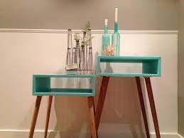 End Table Paint Ideas Diy Modern Side Table Ideas Sde Table Pinterest Modern