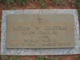 Alton William Gilstrap (1926-1967) - Find A Grave Memorial