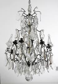 antique bronze chandelier delectable sold to dr rolph huge light