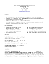 Resumes By Tammy Magnificent Regina Cole Resume 48