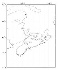 blank_mrtms novaweather on printable map of the united states and estern canada