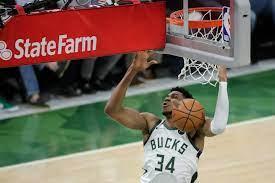 Milwaukee Bucks vs. Phoenix Suns Game 5 ...