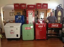 Vending Machine Restoration Parts Classy Nostalgia Tymes Vintage Soda Machine Restoration 48 Photos