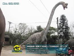 brachiosaurus size animatronic life size huge brachiosaurus archives zigong dinosaurs