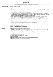 Dispatcher Resume Samples Flight Dispatcher Resume Samples Velvet Jobs